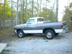 ronniep 1992 Dodge Power Ram
