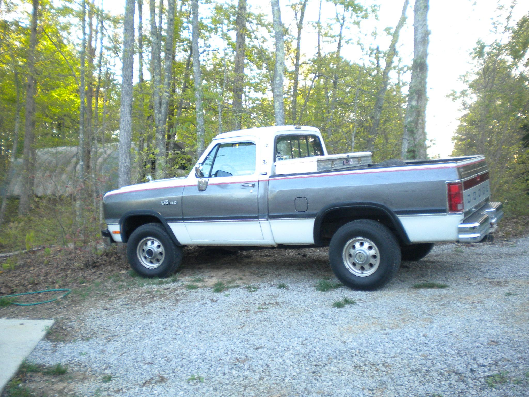 ronniep's 1992 Dodge Power Ram