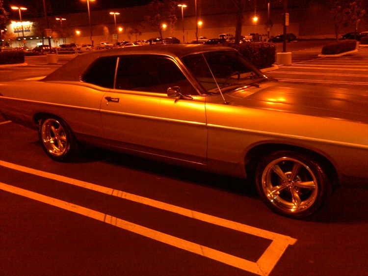Sean's 1968 Ford Fairlane