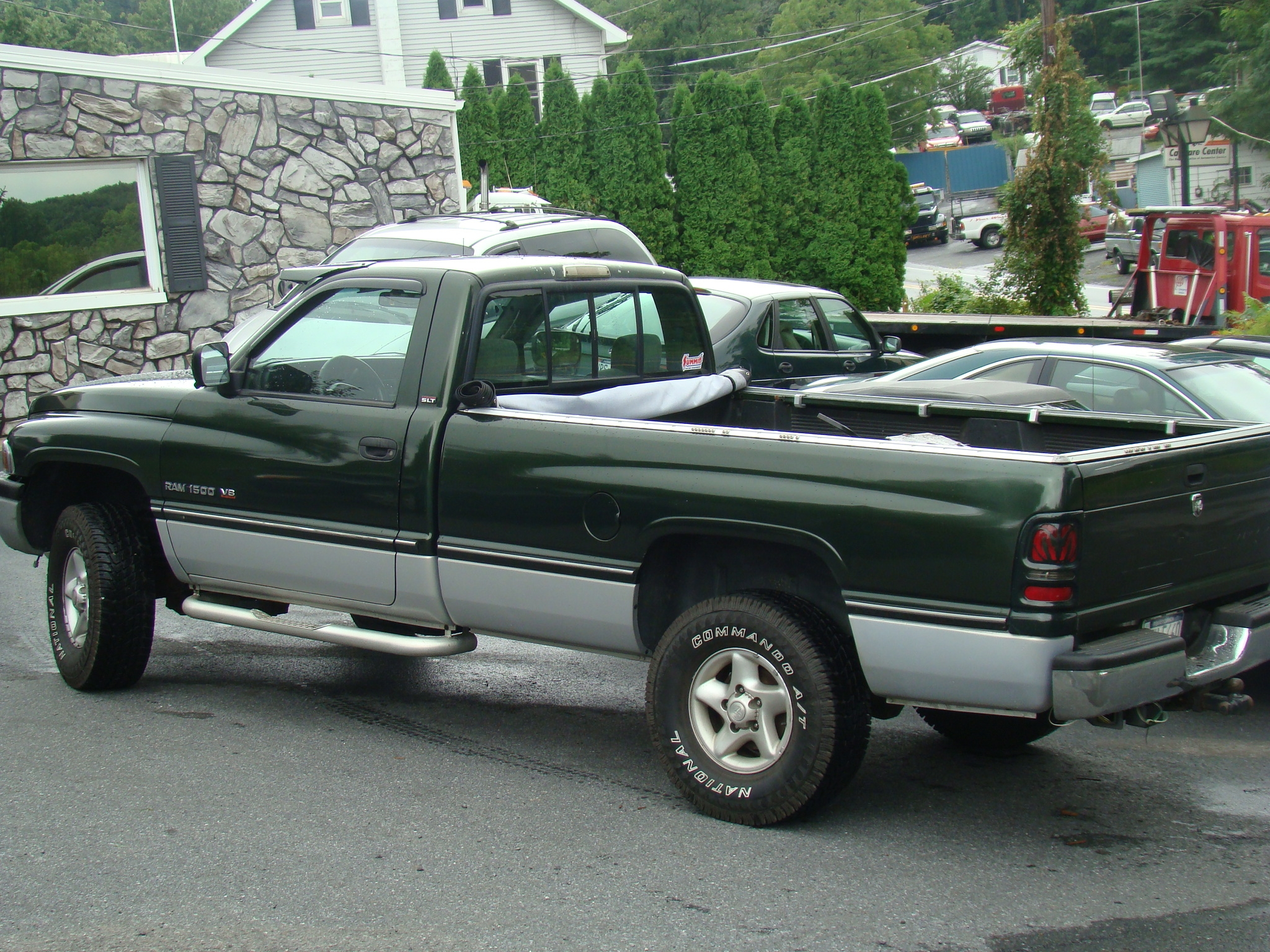 Original on 1997 Dodge Ram 2500