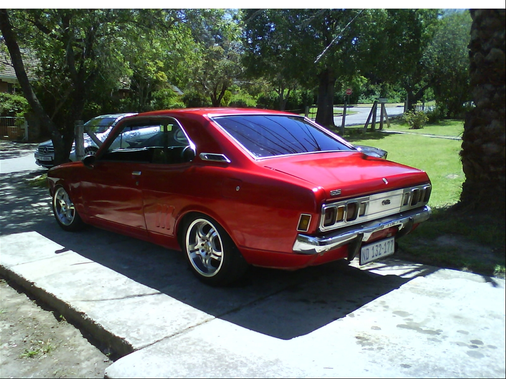 rocknrolla199 39 s 1972 dodge colt in grahamstown ap. Black Bedroom Furniture Sets. Home Design Ideas