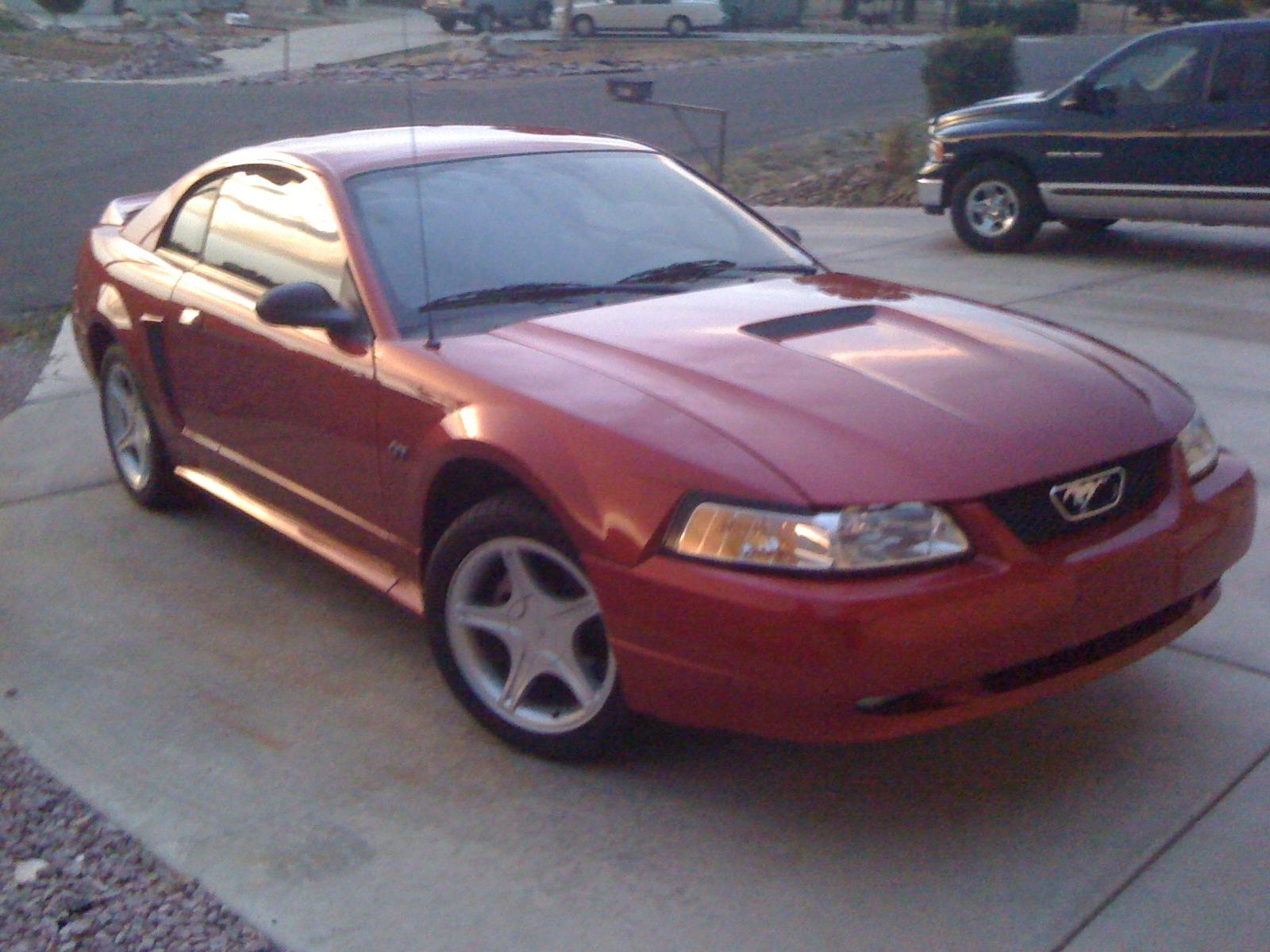 Another jolly2348 2000 Ford Mustang post... - 14866947