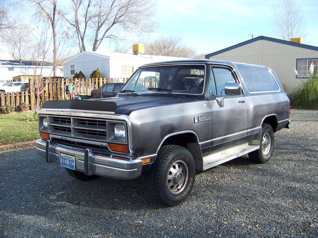 Another 93Trailduster 1990 Dodge Ramcharger post... - 14867066