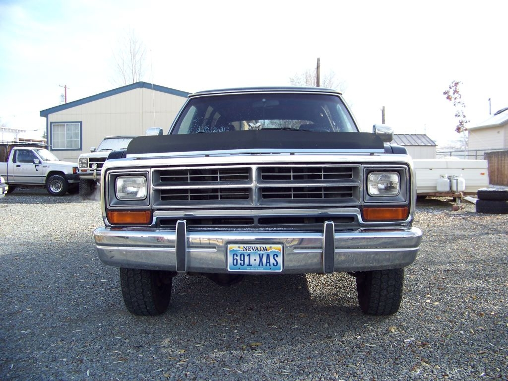Another 93Trailduster 1990 Dodge Ramcharger post... - 14867068