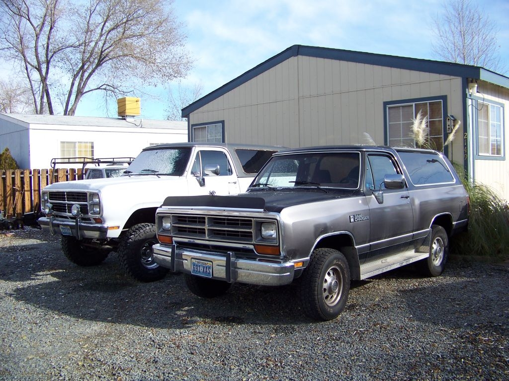 Another 93Trailduster 1990 Dodge Ramcharger post... - 14867087