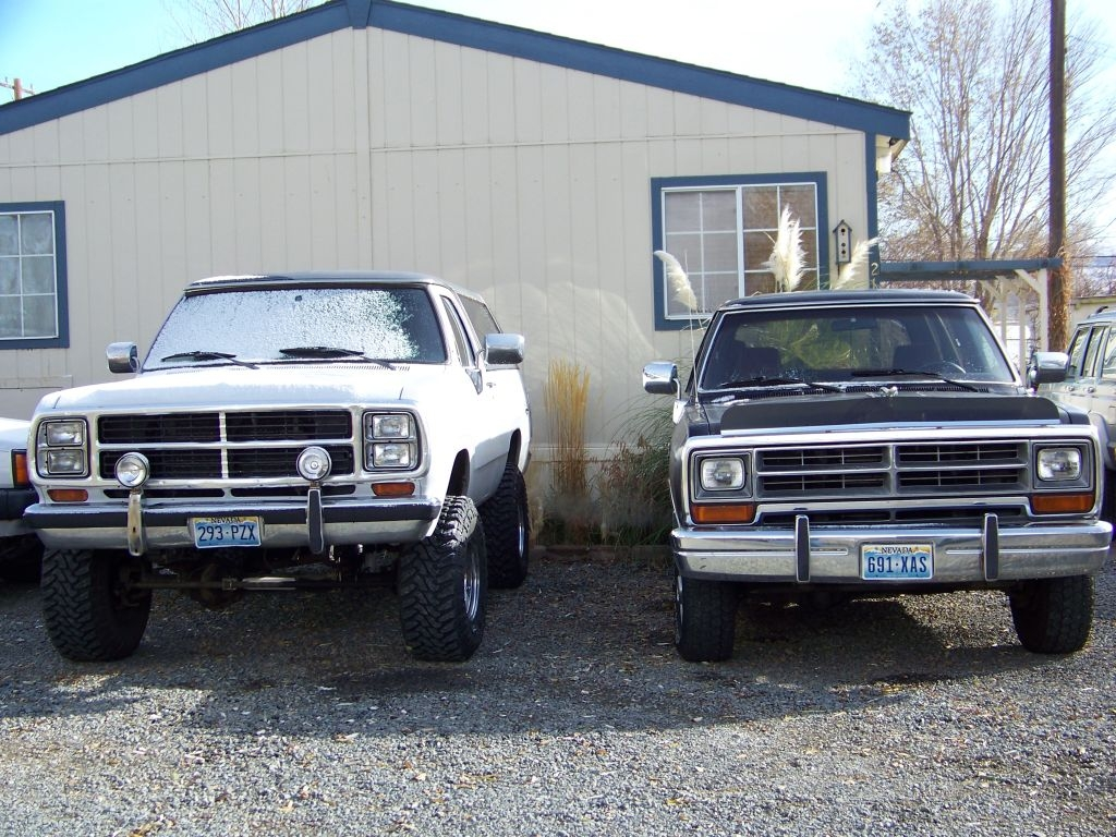 Another 93Trailduster 1990 Dodge Ramcharger post... - 14867088