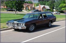 1972 Ford LTD Country Squire