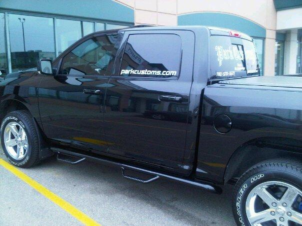 parkcustoms's 2010 Dodge Ram 1500 Crew Cab