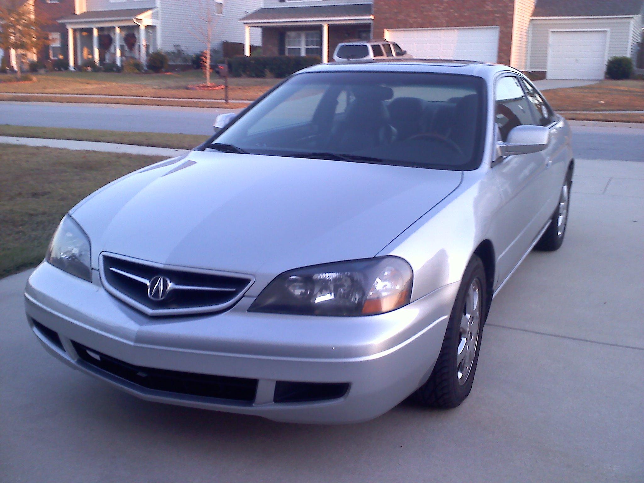 everettmoore 39 s 2003 acura cl coupe 2d in columbia sc. Black Bedroom Furniture Sets. Home Design Ideas