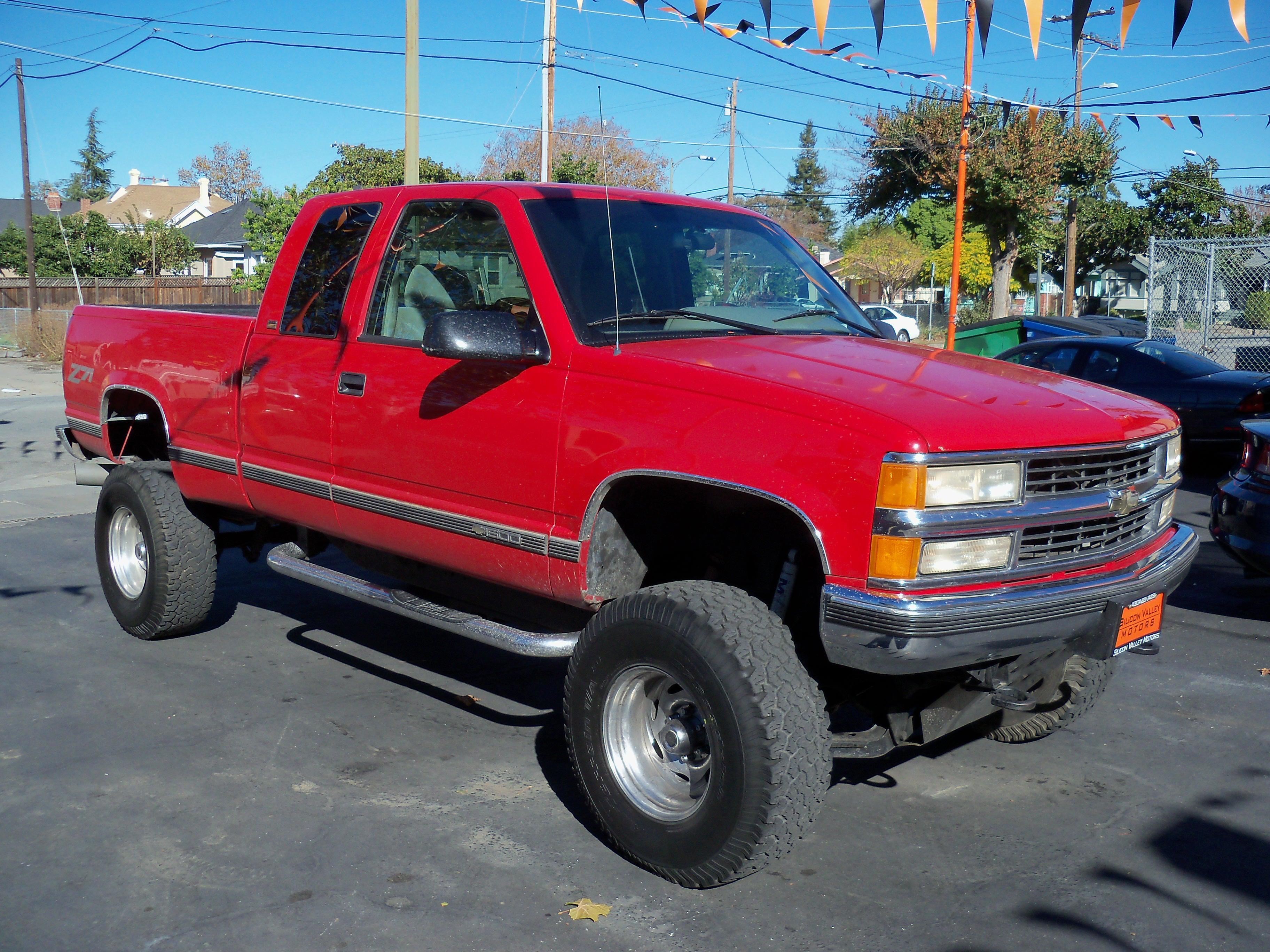 SVMG 1996 Chevrolet 1500 Extended Cab
