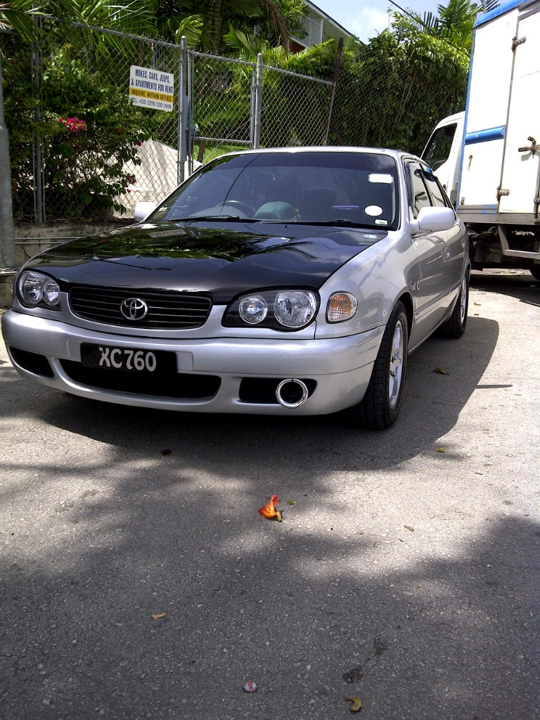 Another arfreedom 2001 Toyota Corolla post... - 14870893