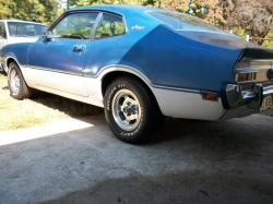 1972_Comet_GT 1973 Ford Maverick