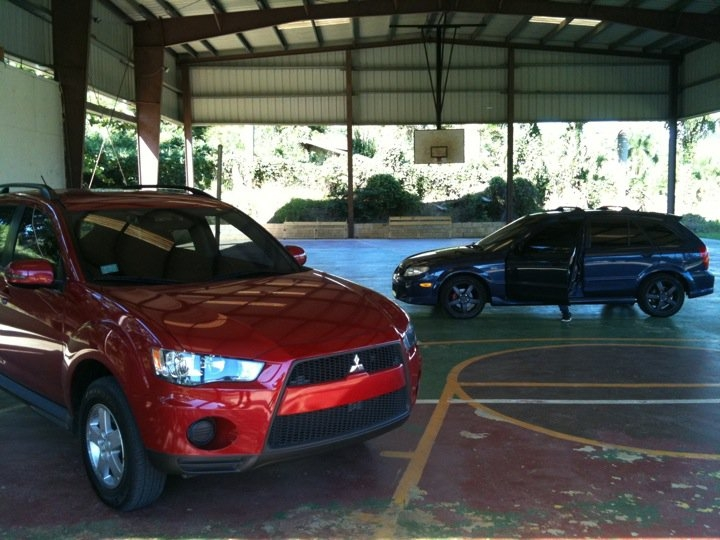 Another newkidntown 2010 Mitsubishi Outlander post... - 14869367