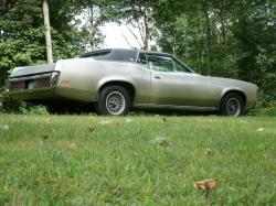 1bad06 1971 Mercury Cougar