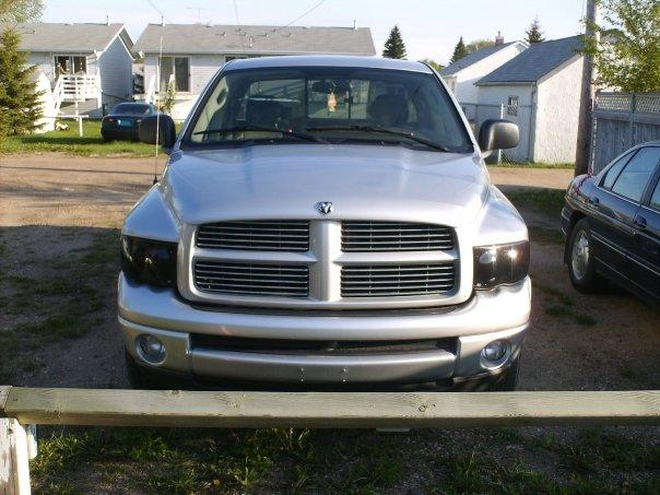 Another BlackAftertouch 2004 Dodge Ram 1500 Quad Cab post... - 14869557