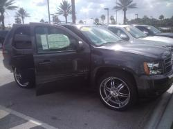 liZ4B3TH21 2010 Chevrolet Tahoe (New)