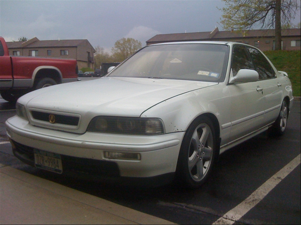 1994 Acura Legend Sedan Gs Automatic Related Infomation