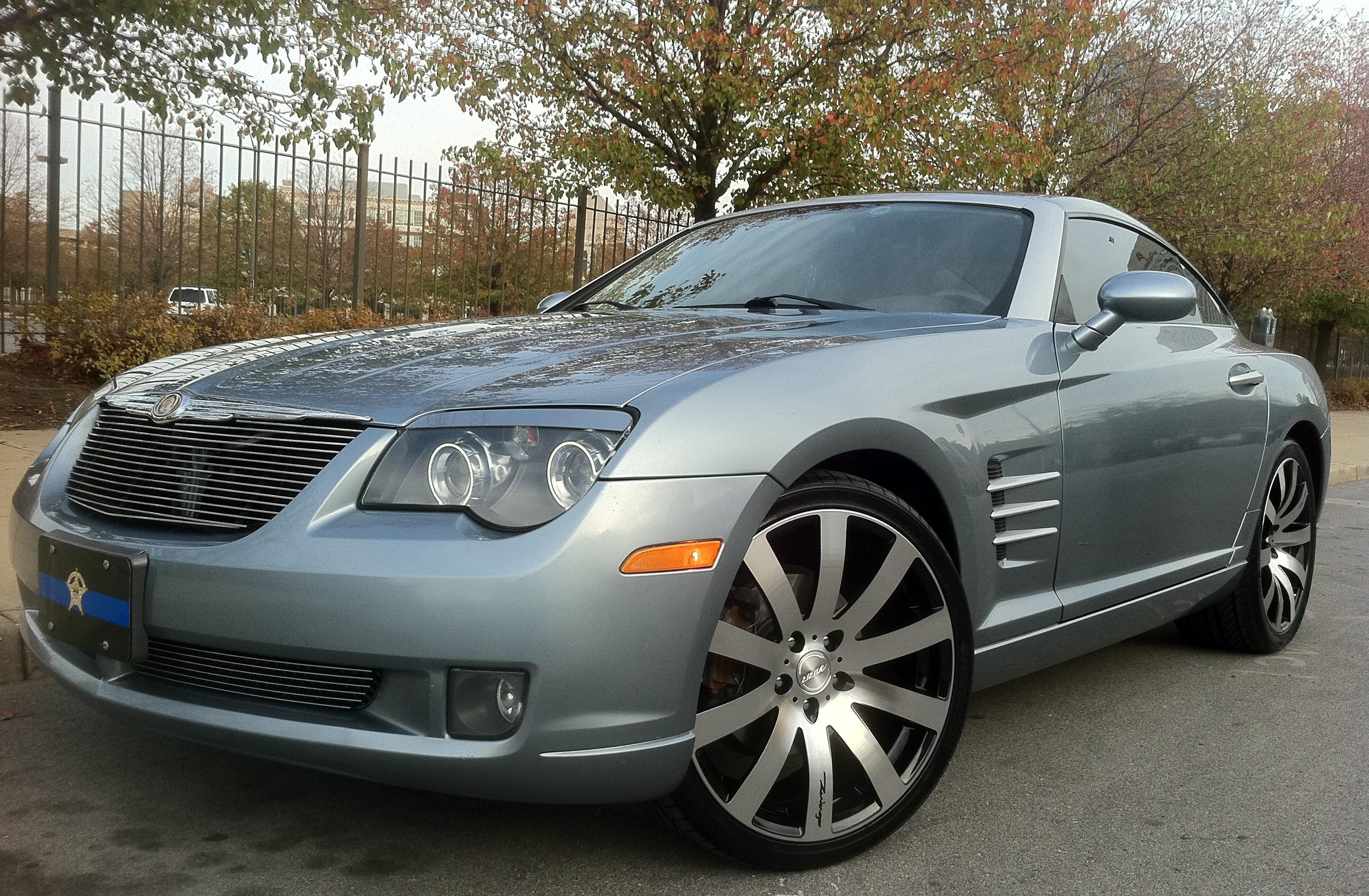 Another No_Dominion 2004 Chrysler Crossfire post... - 14873964