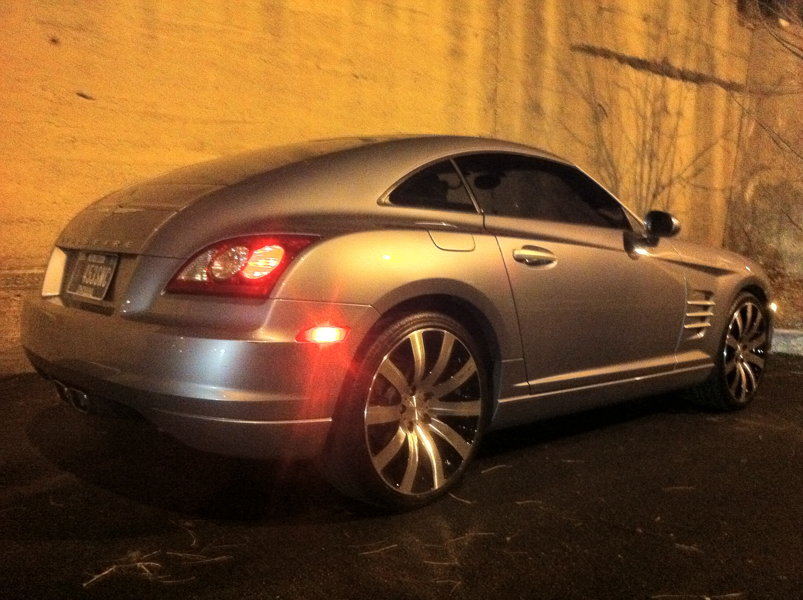 Another No_Dominion 2004 Chrysler Crossfire post... - 14873965
