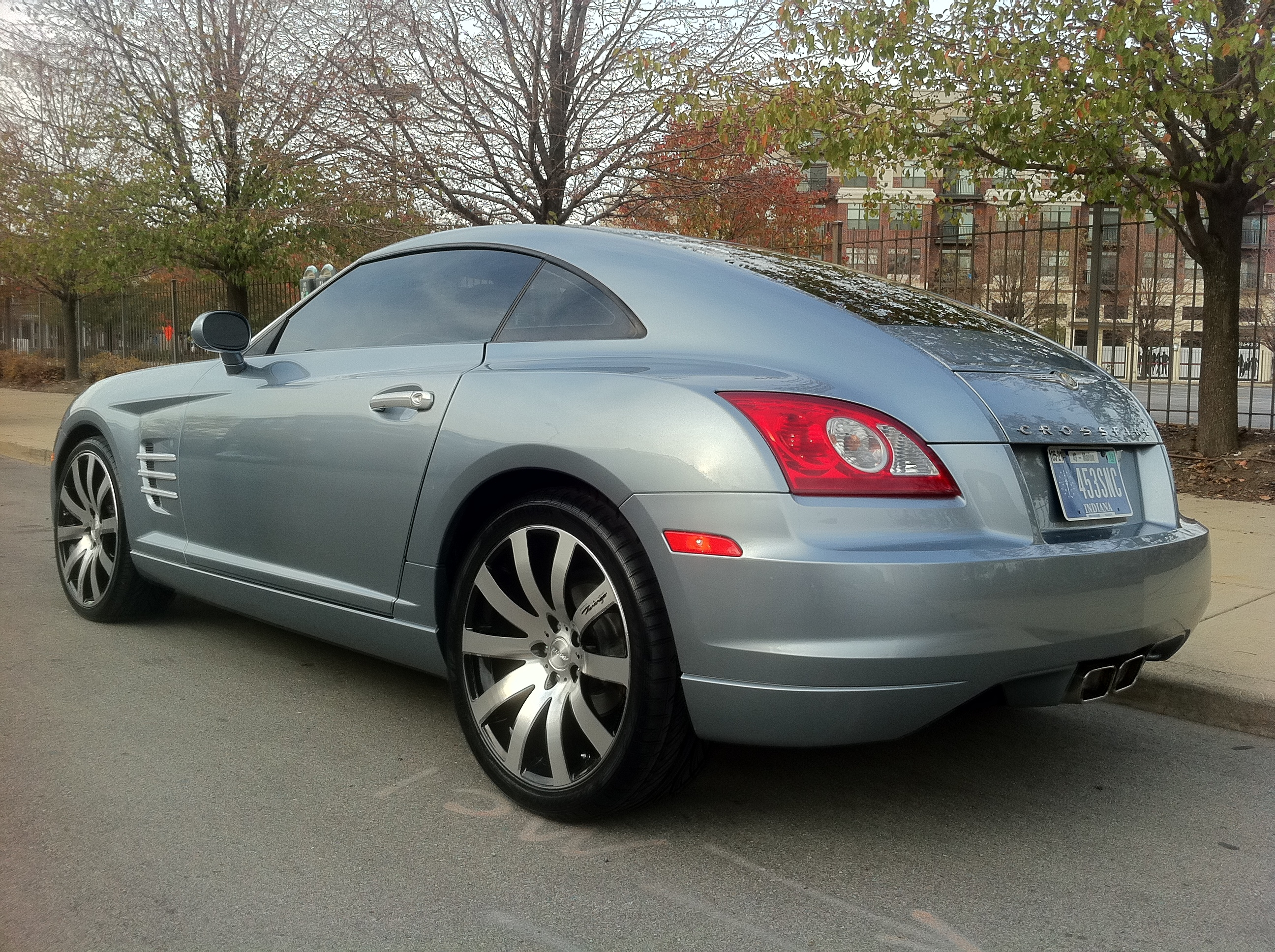 Another No_Dominion 2004 Chrysler Crossfire post... - 14873966