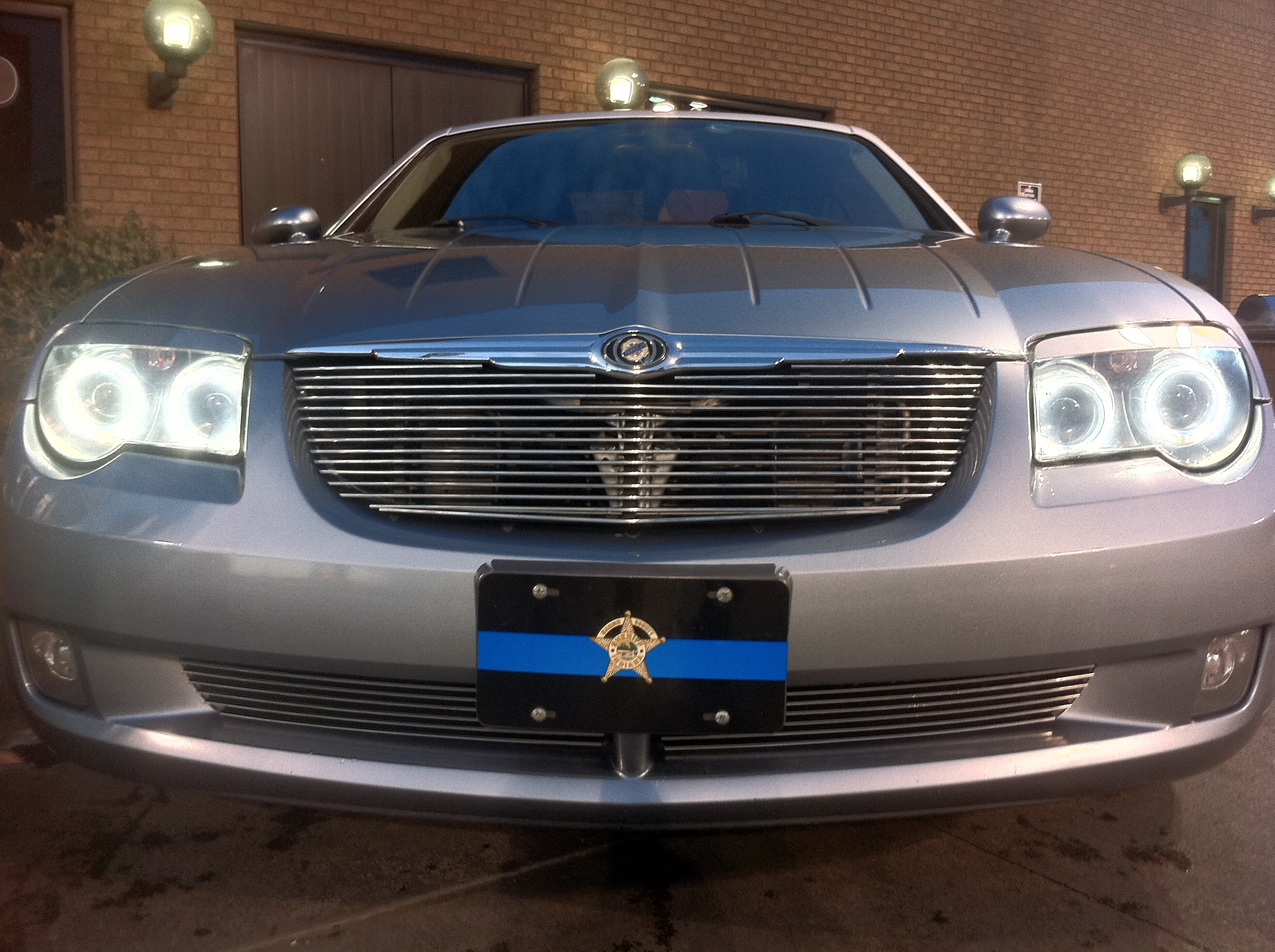 Another No_Dominion 2004 Chrysler Crossfire post... - 14873969