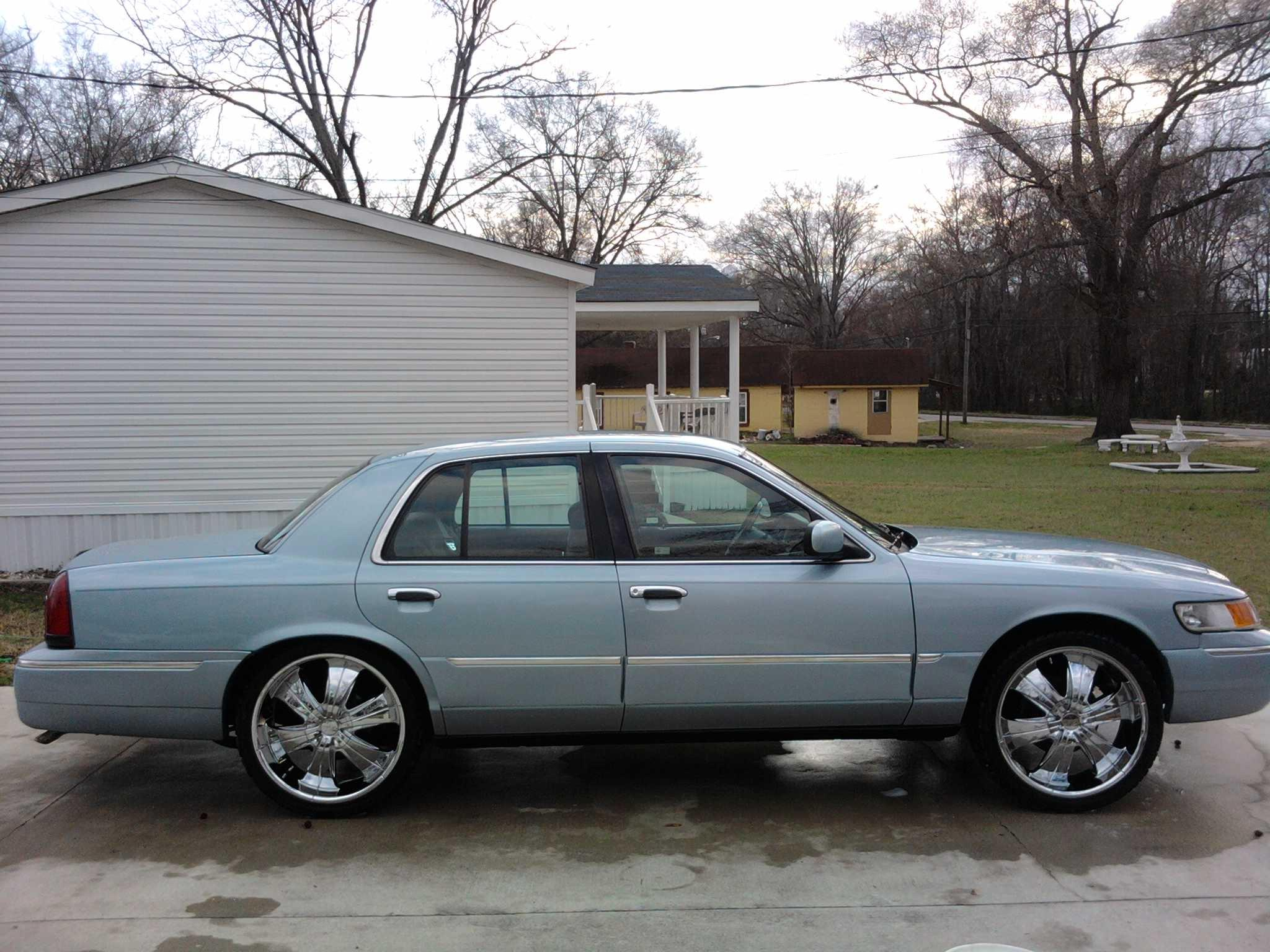 Honda Of Champaign >> DaMercDawg 1999 Mercury Grand Marquis Specs, Photos ...
