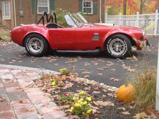 Another CJS77 1965 Factory Five 65 Roadster post... - 14874461