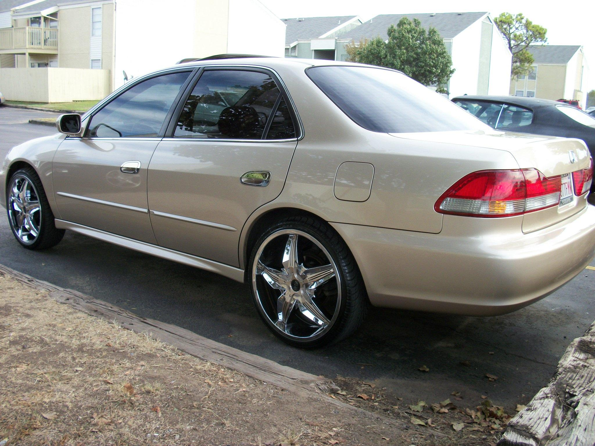 4mymom 2002 Honda Accordex Sedan 4d Specs Photos