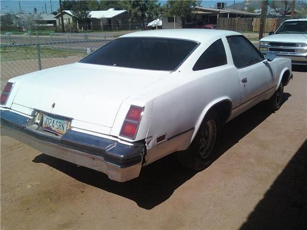 Another 0nthebottle 1977 Oldsmobile Cutlass post... - 14875553