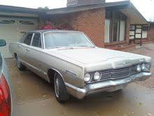 Another 0nthebottle 1967 Mercury Park Lane post... - 14875567