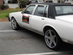 Durtysoufs 1987 Chevrolet Caprice Classic