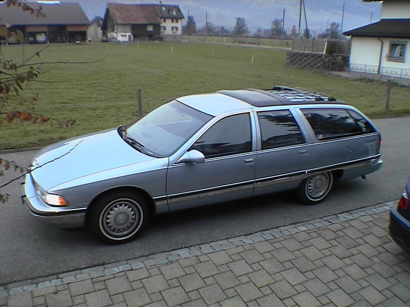 Another Bisang 1996 Buick Roadmaster post... - 14874545