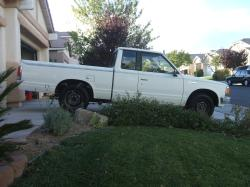 DannyFs 1986 Nissan 720 Pick-Up