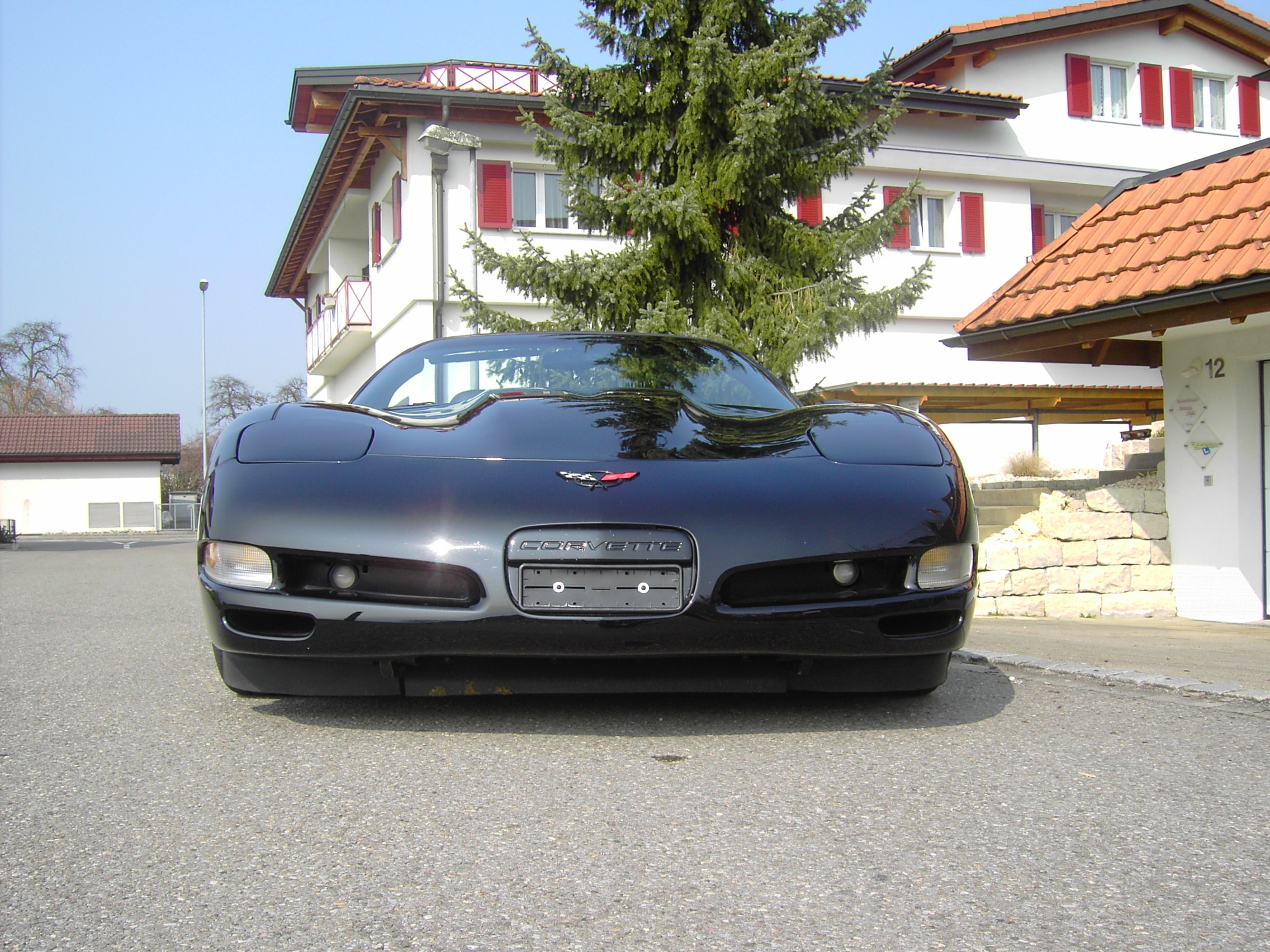 Another Bisang 1999 Chevrolet Corvette post... - 14874571