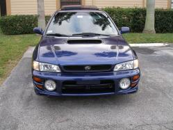 Bullet-Raptors 2001 Subaru Impreza