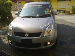 mozaiakis 2010 Suzuki Swift