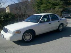 MISZLPs 2001 Ford Crown Victoria