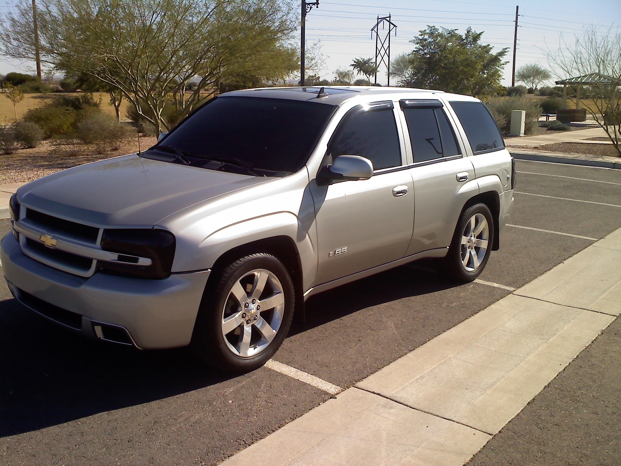 Another jerodlee 2007 Chevrolet TrailBlazer post... - 14874588