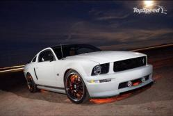 x 2009 Ford Mustang II