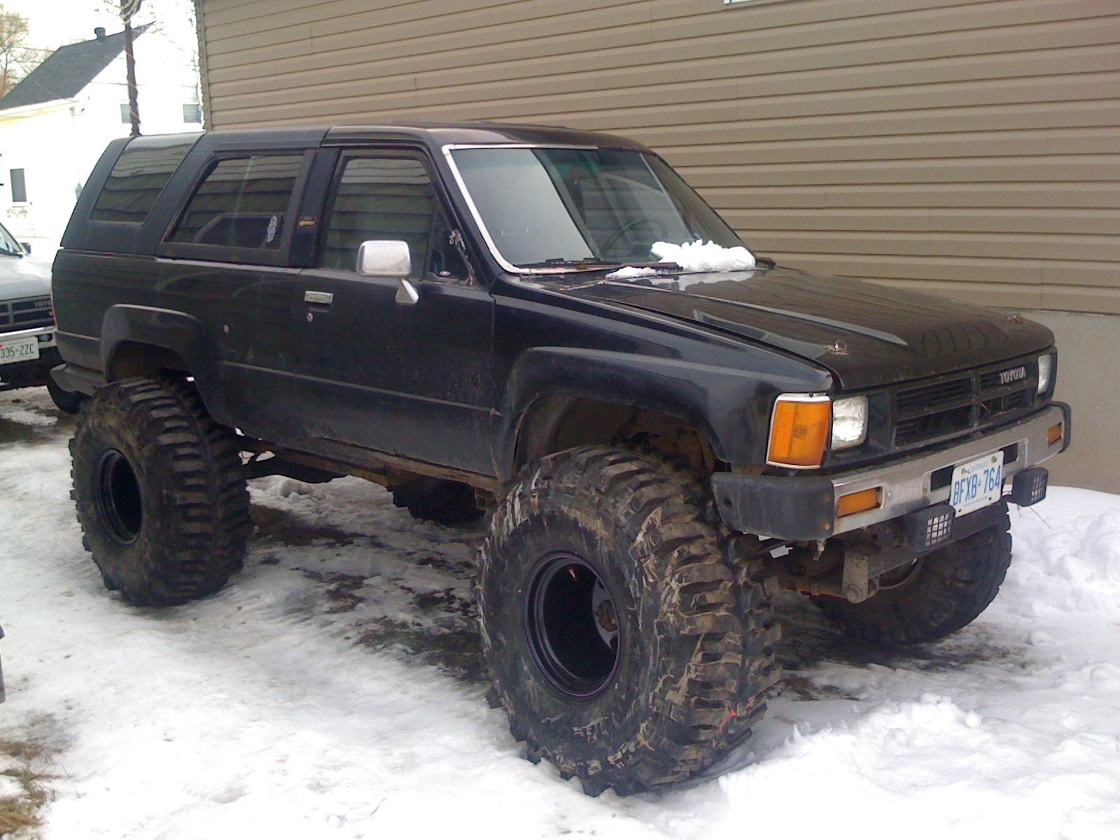 Another OrangCrush 1989 Toyota 4Runner post... - 14877340
