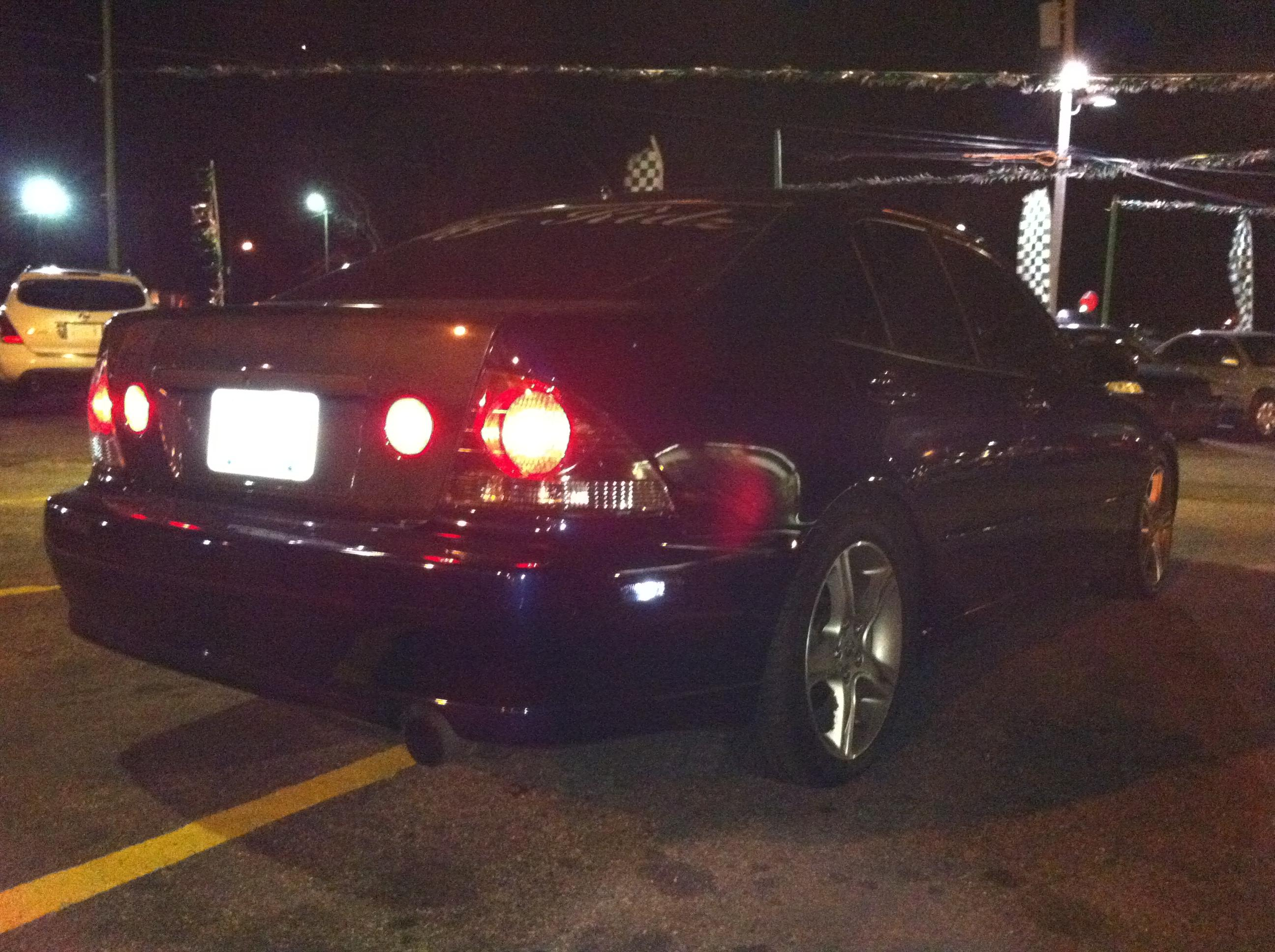 Bella_Gurl 2004 Lexus IS
