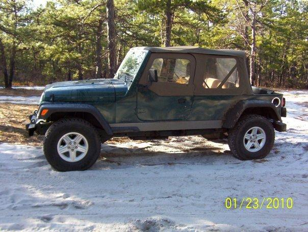 Another CJS77 1998 Jeep Wrangler post... - 14874462