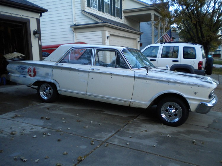 canyoncable's 1963 Ford