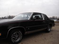 MuscleCarsRbettr 1987 Oldsmobile Cutlass Salon
