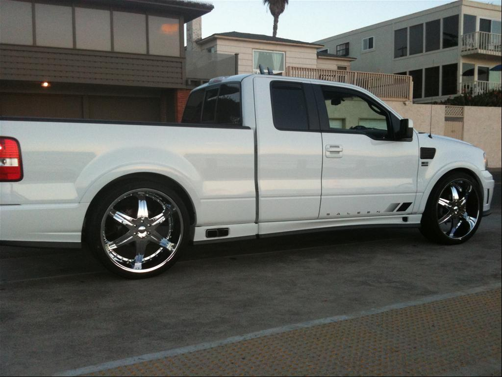 2007 Ford Roush F-150 - la jolla, CA owned by woogstylz Page:1 at