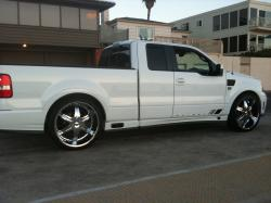woogstylz 2007 Ford Roush F-150