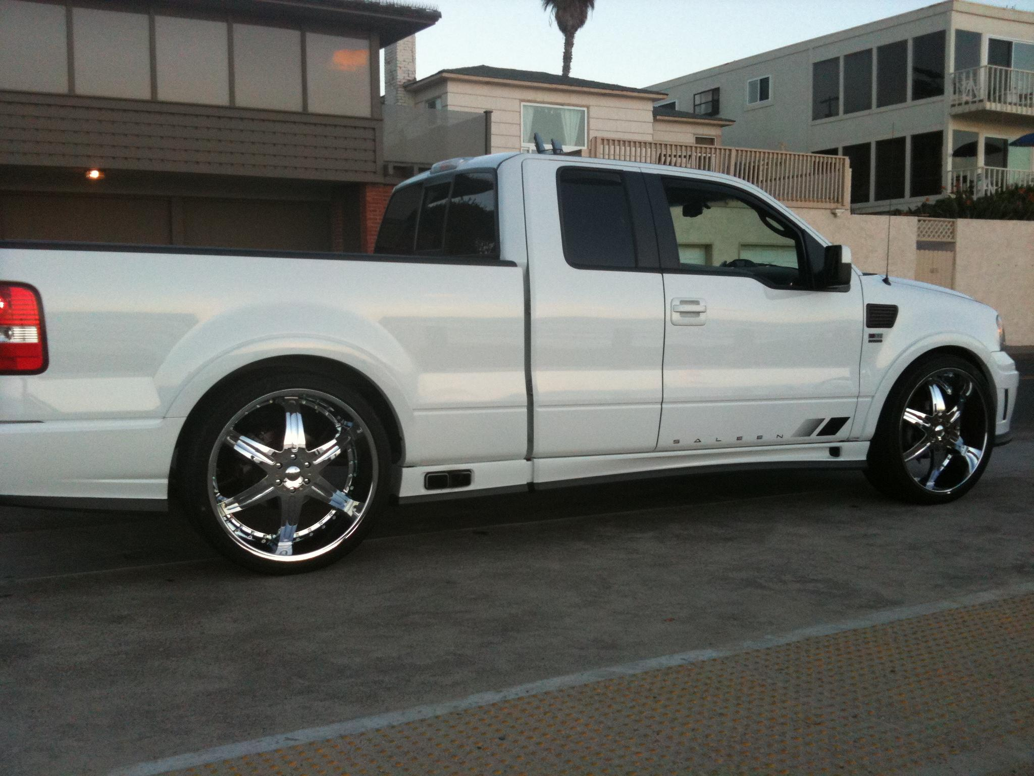 aque509 2006 ford roush f 150