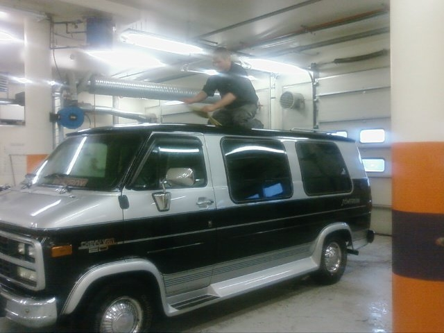 cj2a1946 1994 Chevrolet Van Specs, Photos, Modification Info at