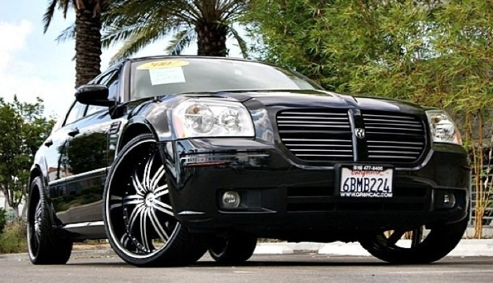 Swang4s's 2007 Dodge Magnum