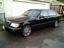 95_SHOs 1997 Mercedes-Benz S-Class